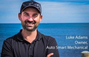 Mobile Mechanic Luke Adams