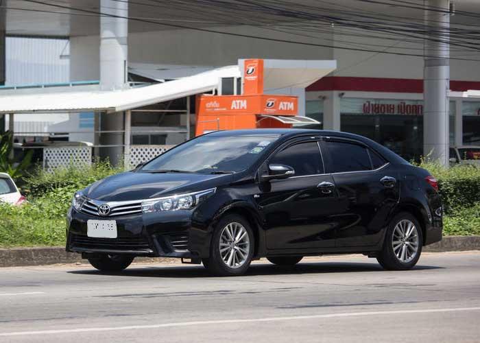 Toyota Corolla Sedan Service Repairs Perth