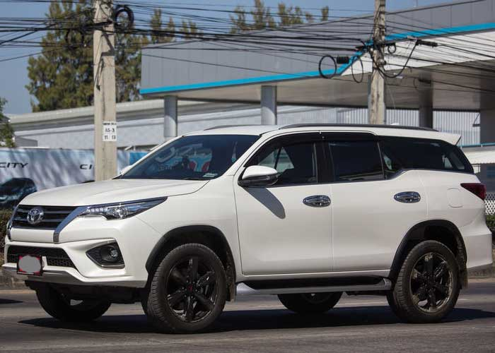 Toyota Fortuner Service Repairs Perth