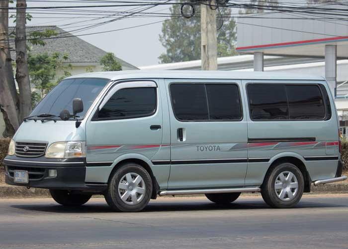Toyota Hiace Service Repairs Perth