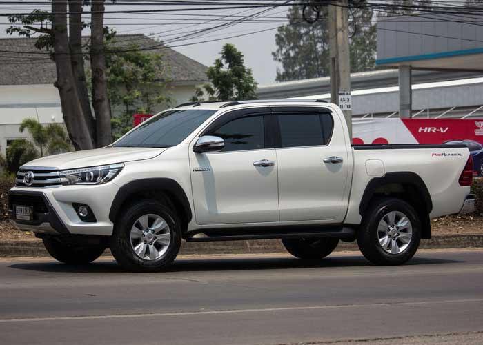 Toyota Hilux Service Repairs Perth