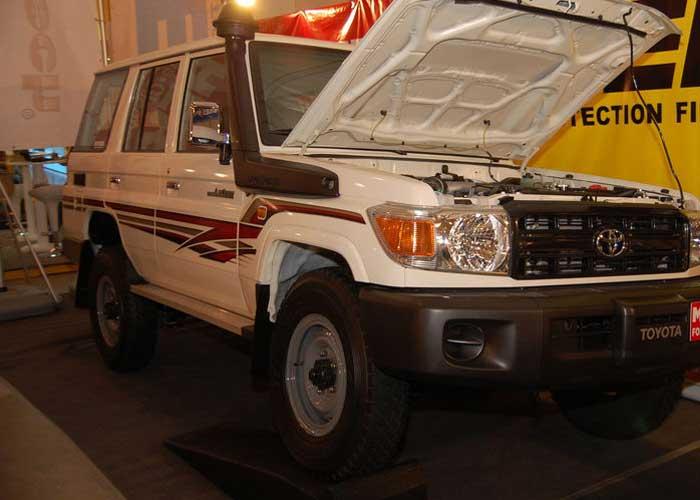 Toyota Land Cruiser 70 Service Repairs Perth
