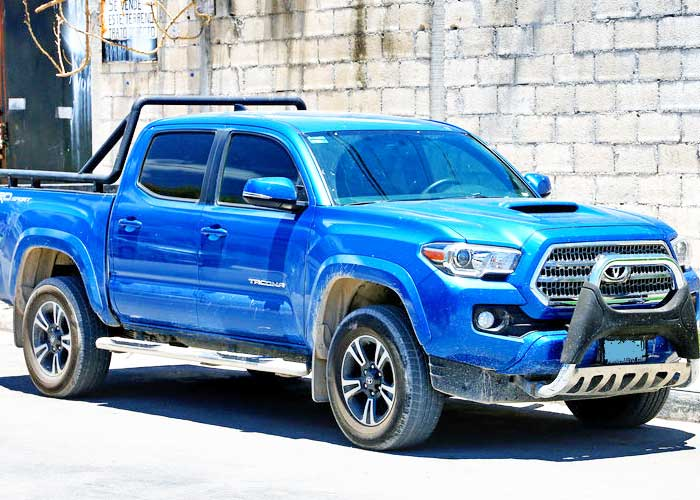 Toyota Tacoma Service Repairs Perth