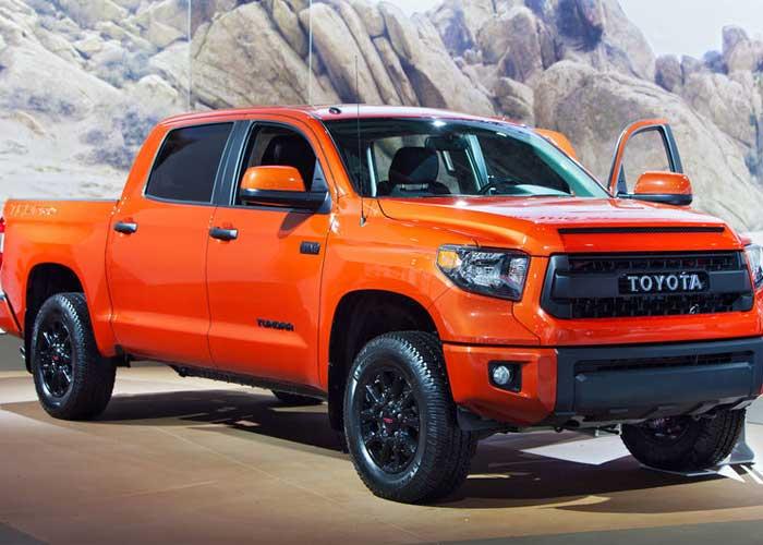 Toyota Tundra Service Repairs Perth