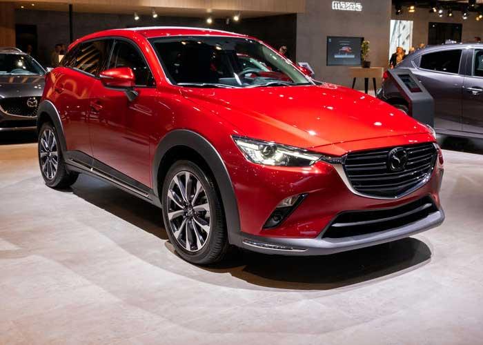 Mazda CX3 Service Perth