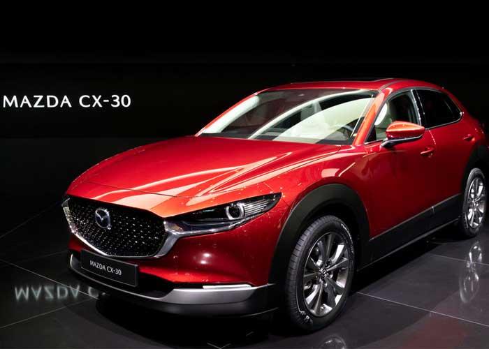 Mazda CX 30 Service Perth