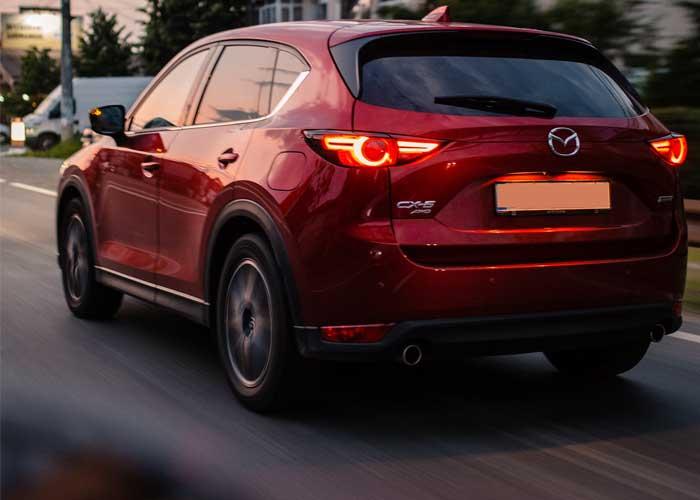 Mazda CX 5 Service Perth