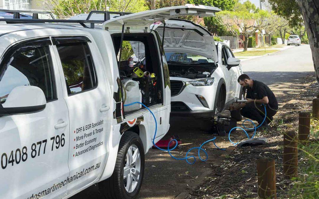 Car Servicing Perth